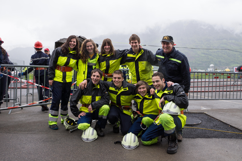 Schweizermeisterschaft der Jugendfeuerwehren 2013